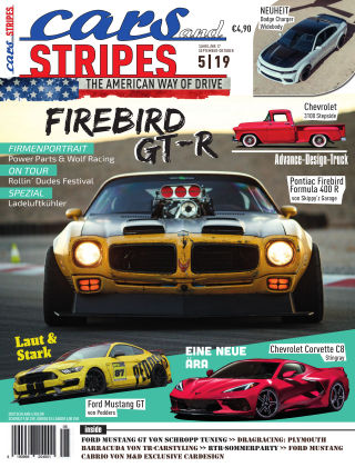 Cars & Stripes Magazin 5-2019