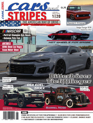 Cars & Stripes Magazin 1-2020