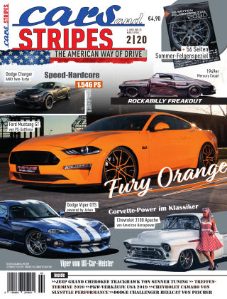 Cars & Stripes Magazin 2-2020