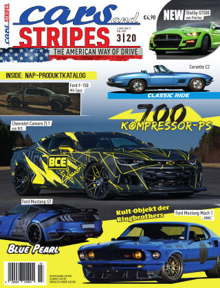 Cars & Stripes Magazin 3-2020