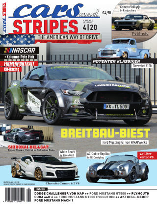 Cars & Stripes Magazin 4-2020