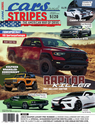 Cars & Stripes Magazin 5-2020