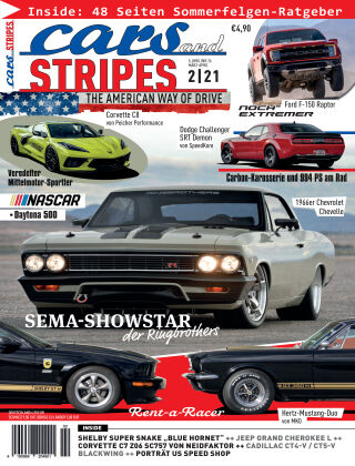 Cars & Stripes Magazin 2-2021
