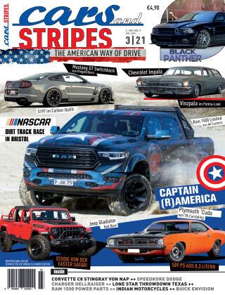 Cars & Stripes Magazin 3-2021
