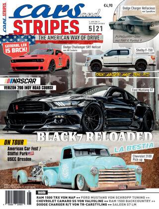 Cars & Stripes Magazin 5-2021