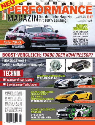 Performance Magazin 1-2017