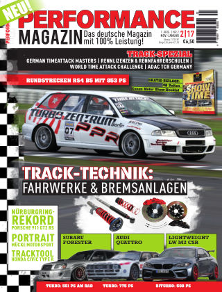 Performance Magazin 2-2017