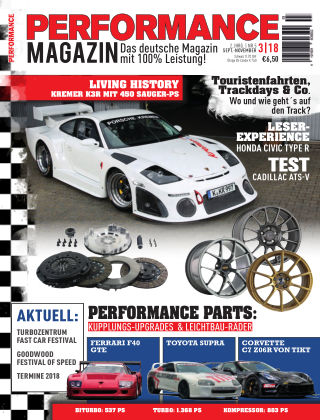 Performance Magazin 3-2018