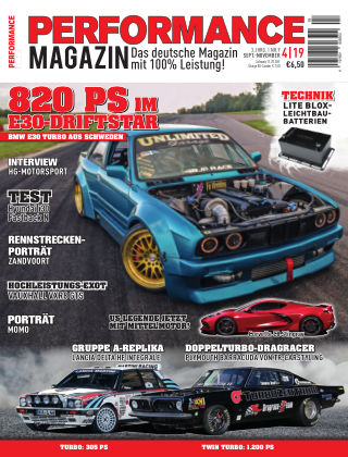 Performance Magazin 4-2019