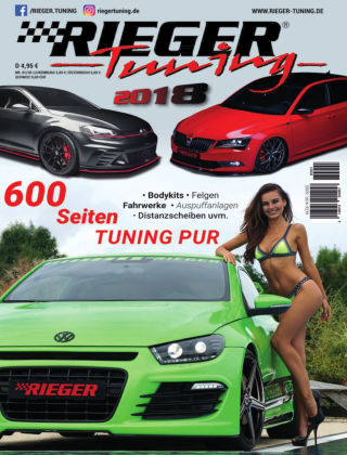 Rieger Tuning 1-2018