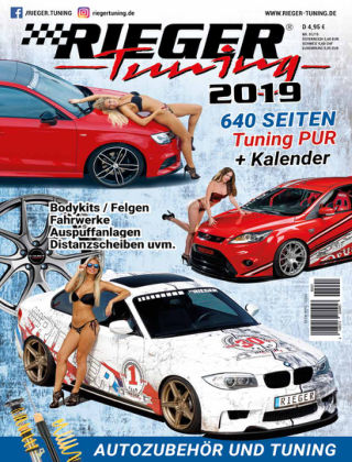 Rieger Tuning 1-2019