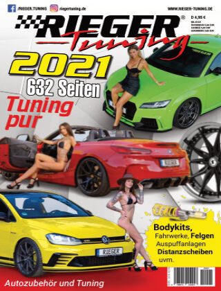 Rieger Tuning 1-2021
