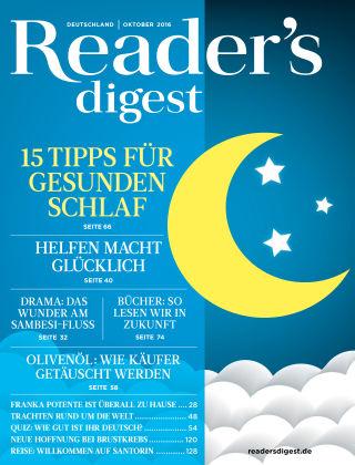 Reader's Digest 10/2016