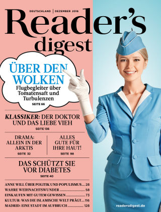 Reader's Digest 12/2016