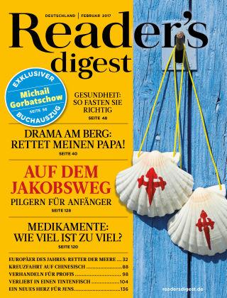 Reader's Digest 02/2017