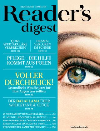 Reader's Digest 03/2017