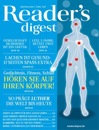 Reader's Digest 04/2017