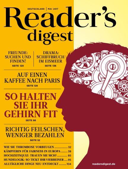 Reader's Digest April 24, 2017 00:00