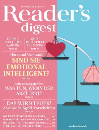 Reader's Digest 07/2017
