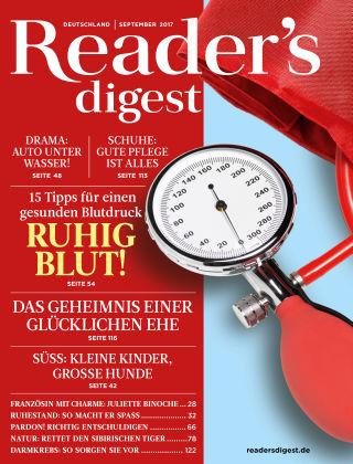 Reader's Digest 09/2017
