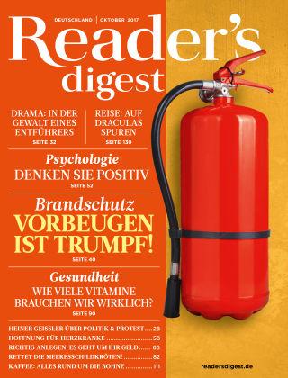 Reader's Digest 10/2017