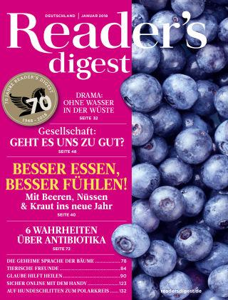 Reader's Digest 01/2018
