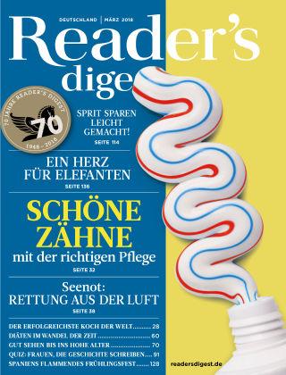 Reader's Digest 03/2018
