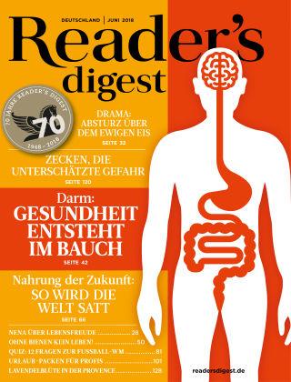 Reader's Digest 06/2018