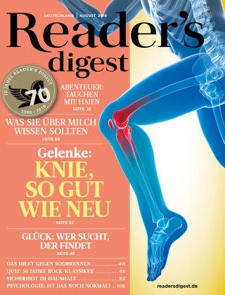 Reader's Digest 08/2018