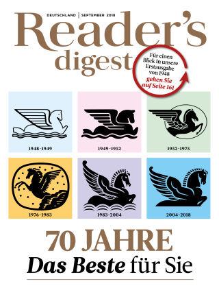 Reader's Digest 09/2018