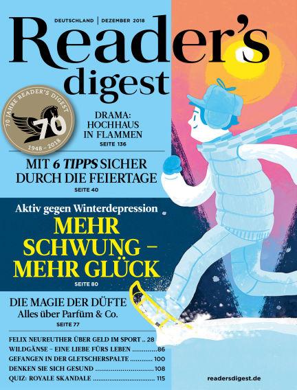 Reader's Digest November 21, 2018 00:00