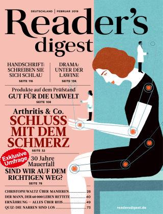 Reader's Digest 02/2019