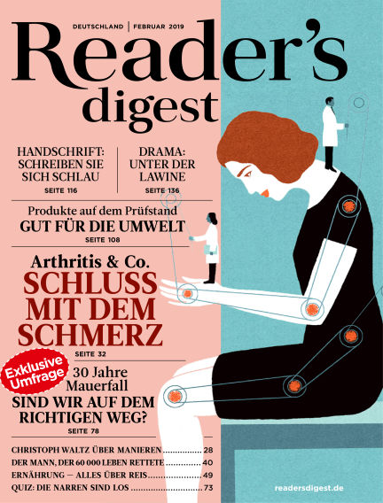 Reader's Digest January 23, 2019 00:00