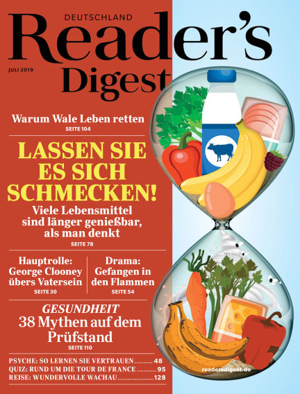Reader's Digest June 24, 2019 00:00