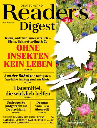 Reader's Digest 08 2019