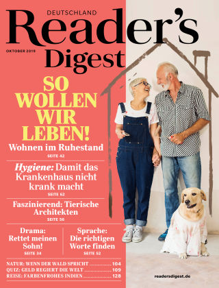 Reader's Digest 10 2019