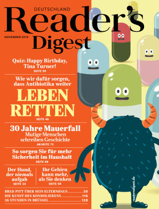 Reader's Digest 11 2019