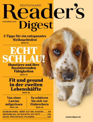 Reader's Digest 12 2019