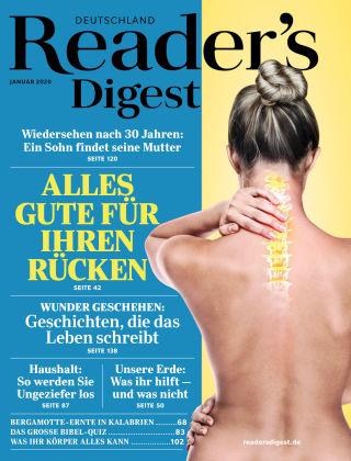 Reader's Digest 01 2020