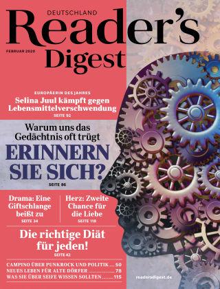 Reader's Digest 02 2020