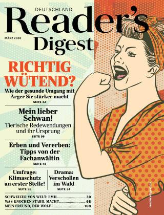 Reader's Digest 03 2020