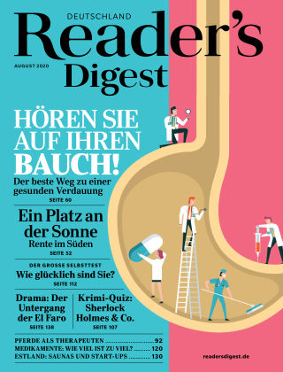 Reader's Digest 08 2020