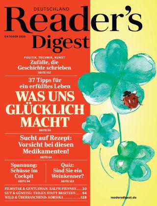 Reader's Digest 10 2020