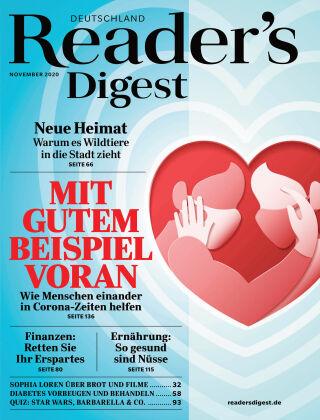 Reader's Digest 11 2020