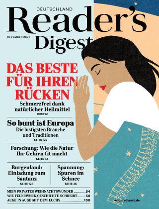 Reader's Digest 12 2020