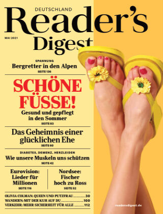 Reader's Digest 05 2021