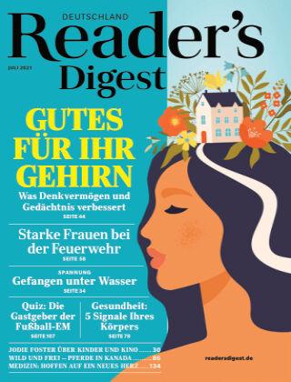 Reader's Digest 07 2021