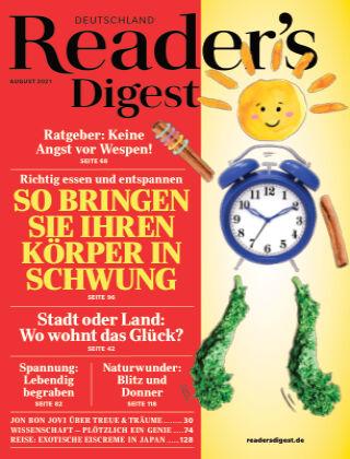 Reader's Digest 08 2021