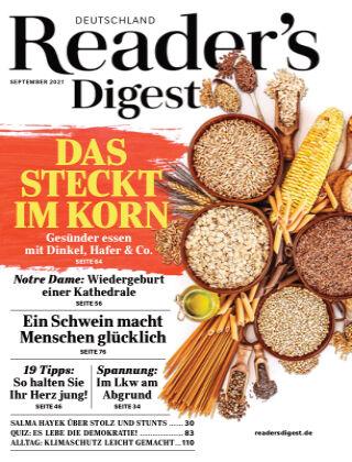 Reader's Digest 09 2021
