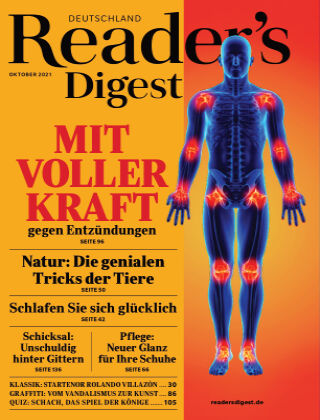 Reader's Digest 10 2021